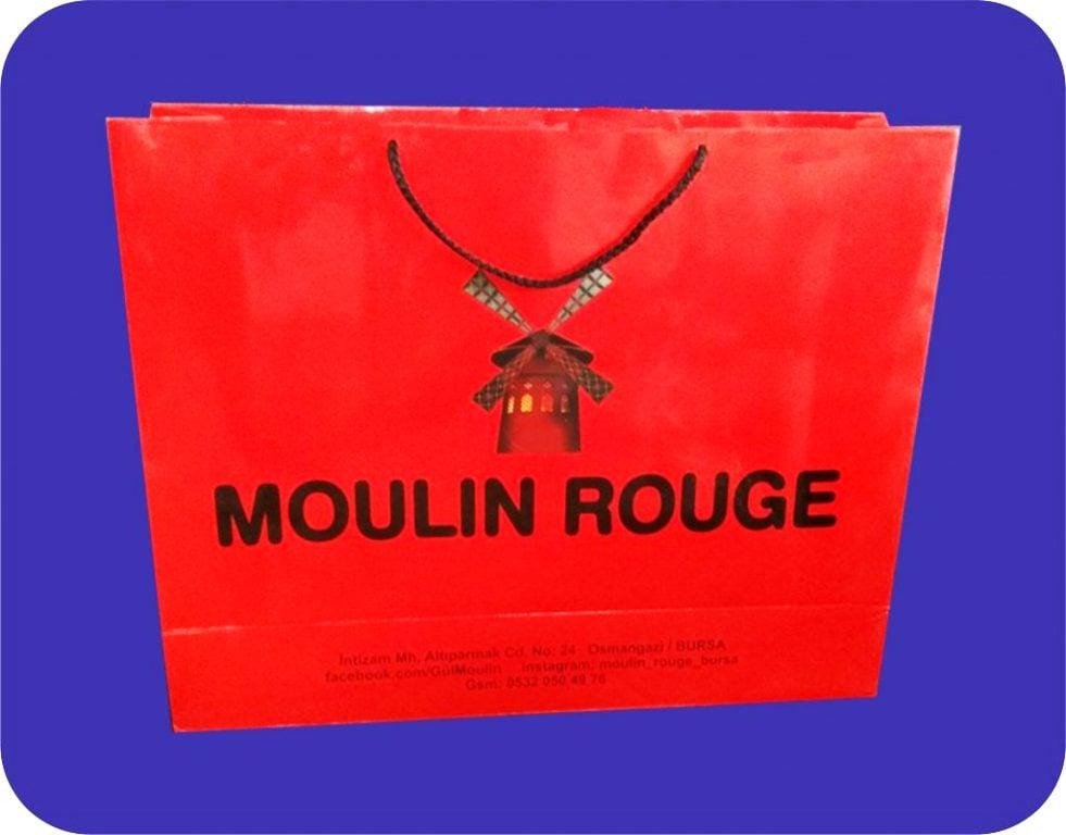 üretim fazlası ürün - Moulin Rouge