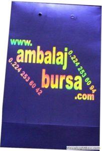 ambalaj Bursa karton çanta