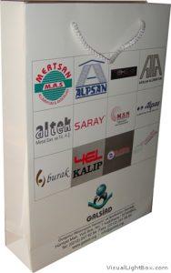 İstanbul karton çanta 1