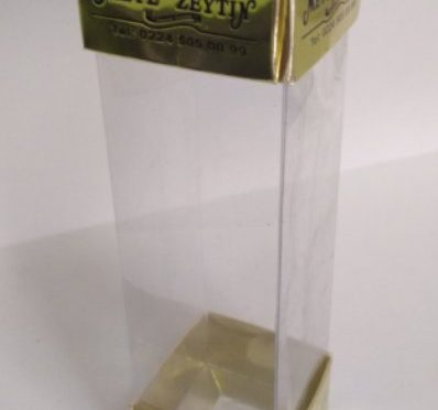 karton kapaklı pvc kutu