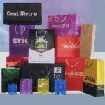 Ofset Baskılı karton çanta örnekleri