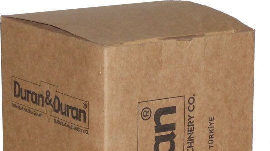 Kraft şişe kutusu 1