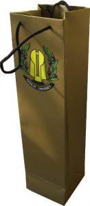 Zeytinyağ şişesi karton çanta ve kutusu 1