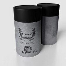 Toz kahve kutusu
